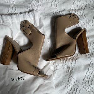 Vince • Addie Nude Heels